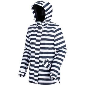 Regatta Basilia Naiset takki , sininen/valkoinen